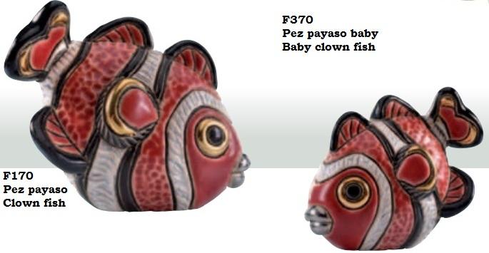 Familie von Anemonenfisch - DeRosa-Rinconada Familie von Clown Fish