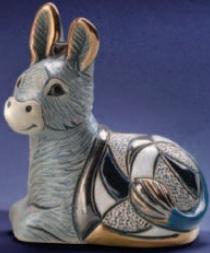 Sammlung Nativity - DeRosa Rinconada Donkey Geburt Christi, 3004