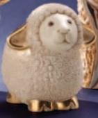 Sammlung Nativity - DeRosa Rinconada Sheep Geburt Christi, 3005