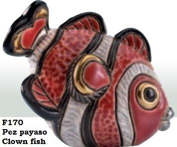 Familie von Anemonenfisch - DeRosa-Rinconada Clownfische. F170