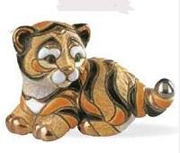 Familia de tigres de Bengala - DeRosa Rinconada Tigre baby