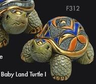 Rinconada - Familie der Landschildkröten Babylandschildkröte I f312