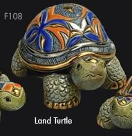 Rinconada - Familie der Landschildkröten Landschildkröte f108