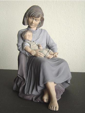 Elisa - Mutterschaft 1