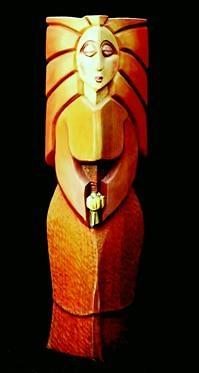 Ana Bejar - Sonnenmutter