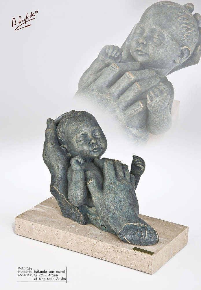 Angeles Anglada - Dreaming with mummy