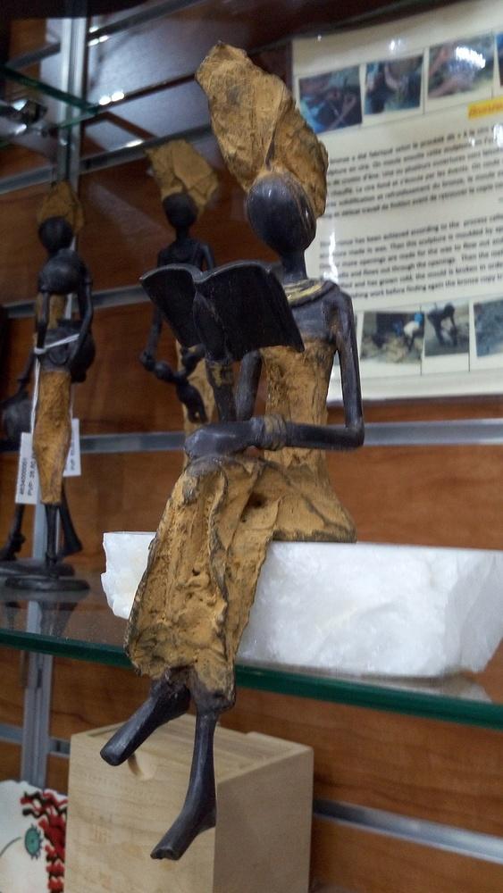 Bronces Africanos -