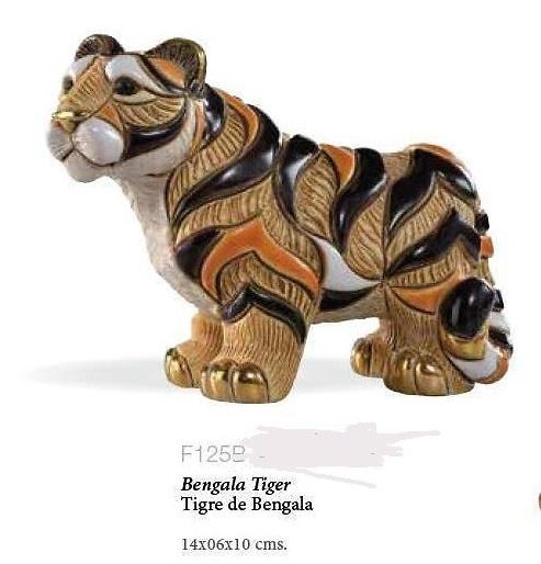 Tigre de Bengala - DeRosa Rinconada