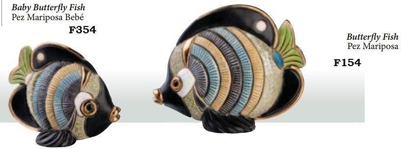 Family Butterfly Fish - DeRosa-Rinconada