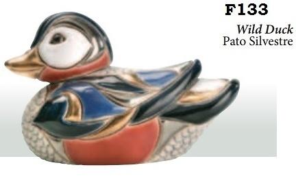 Wild duck. F333