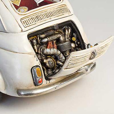 Guillermo Forchino - Fiat 500 unser kleines Juwel 1