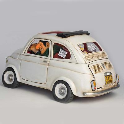 Guillermo Forchino - Fiat 500 unser kleines Juwel 2