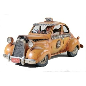Guillermo Forchino - The Taxi