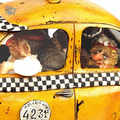 Guillermo Forchino - The Taxi 1