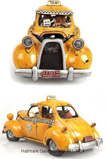 Guillermo Forchino - The Taxi 2