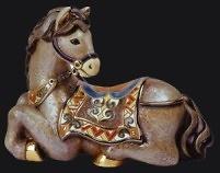 Rinconada - thrown horse XL446
