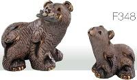 Family of grizzly bears. DeRosa-Rinconada