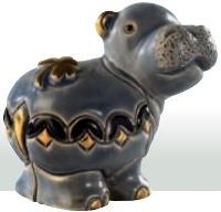 Hipopótamo M04 Mini - Rinconada DeRosa