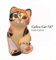 Rinconada Katze Calico Jahrestag 737