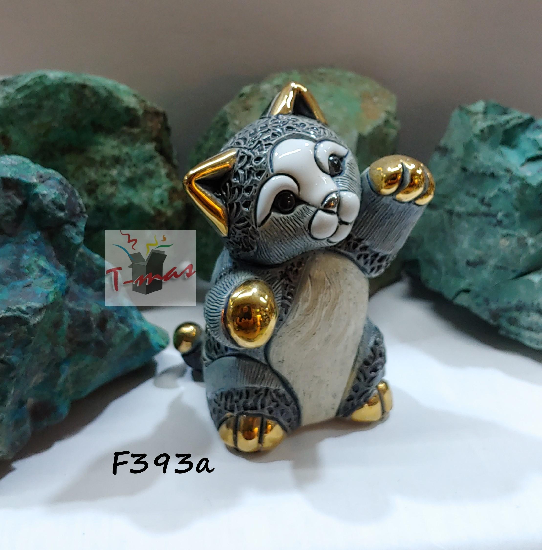 Familia de gatos a rayas - DeRosa Rinconada F393a