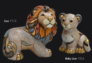 Familia de leon - 2008 - DeRosa Rinconada Familia de leones