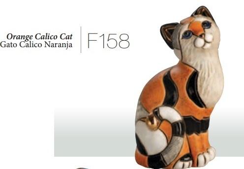 Familia de gatos calico - DeRosa-Rinconada Gato calico F158
