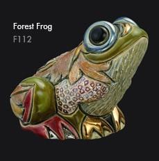 Familia de ranas de bosque - DeRosa Rinconada Rana de bosque f112