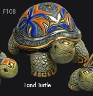 Rinconada - Family of land turtles Land turtle f108