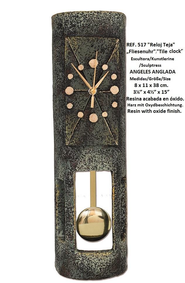 Ángeles Anglada - Reloj