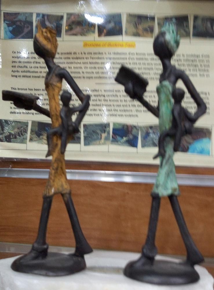 African Bronzen -