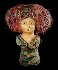 Ana Béjar - Mujer Ovillo