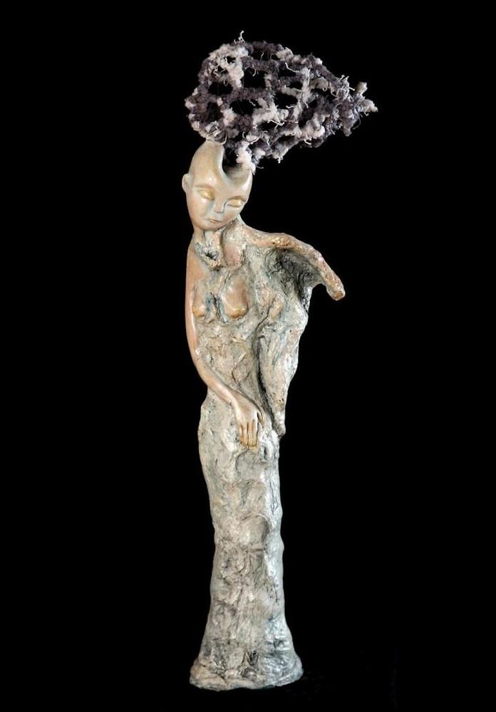 Ana Bejar - Mujer ángel