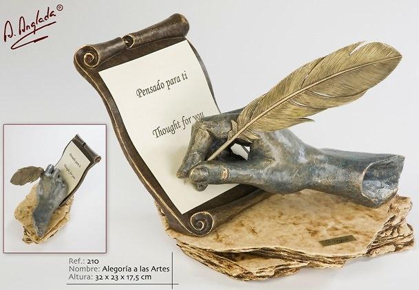 angeles anglada alegoria a las artes
