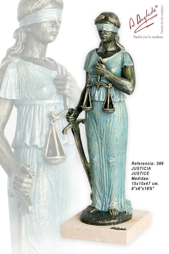 Angeles Anglada - Justicia