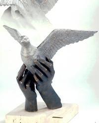 Angeles Anglada - Peace allegory