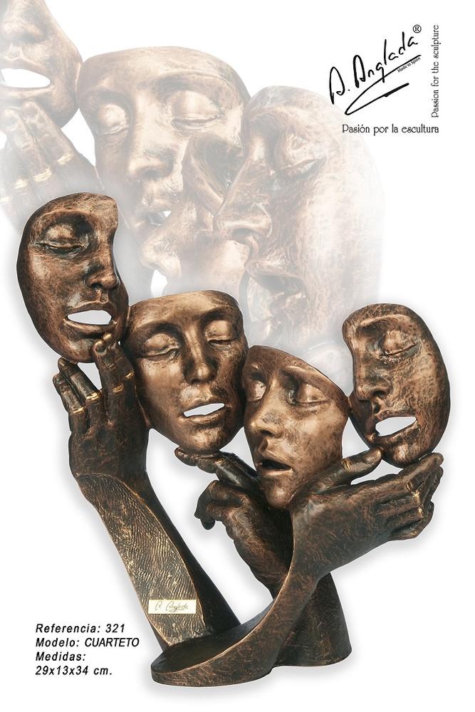 Angeles Anglada - Quartett