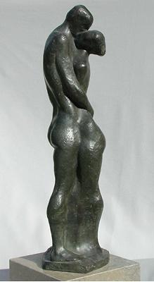 Arte Moreno - Beso 1