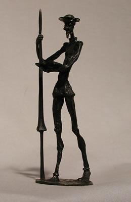 Arte Moreno - Don Quijote 1