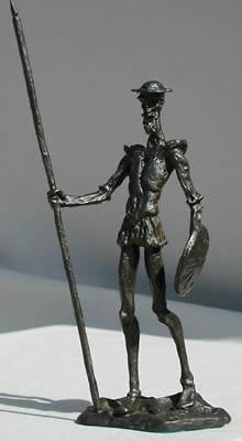 Arte Moreno - Don Quijote 2