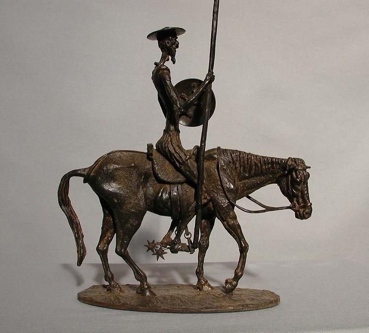 Arte Moreno - Quijote 3