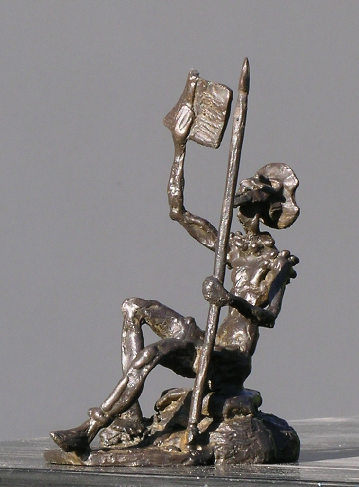 Arte Moreno - Don Quijote 8