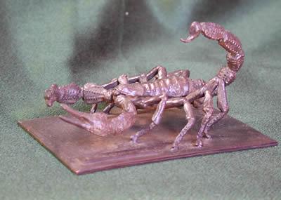 Arte Moreno - Sternzeichen Skorpion