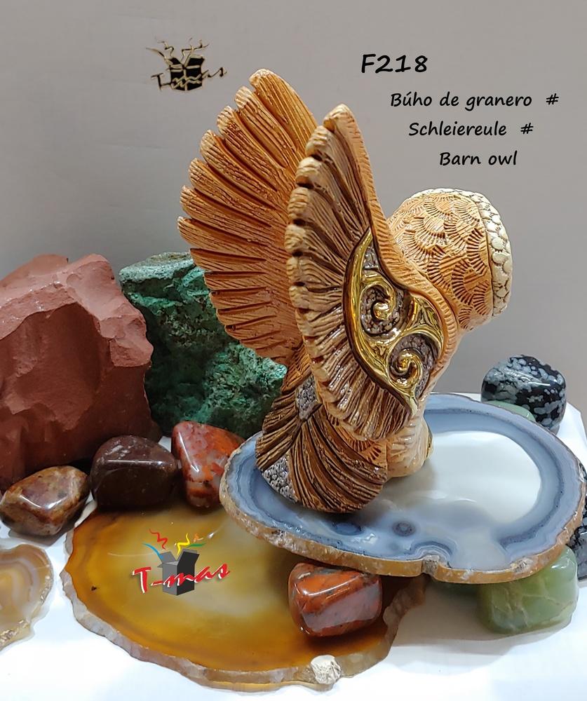 Búho de granero - Rinconada DeRosa