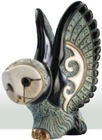 Barn owl, SW002. DeRosa Rinconada.