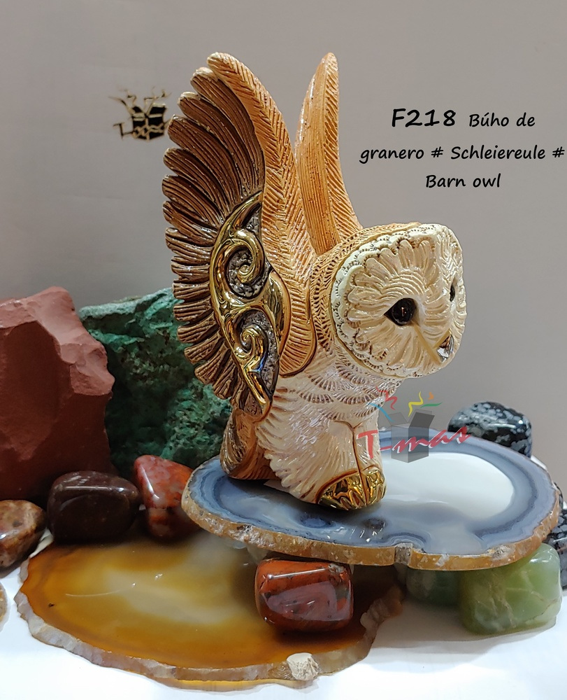 Barn owl - Rinconada DeRosa