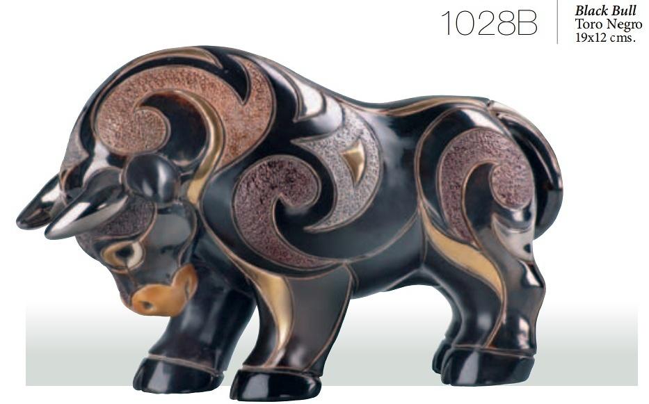 Black bull. 1028B. DeRosa Rinconada