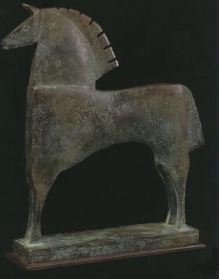 Carlos Mata - Pferd