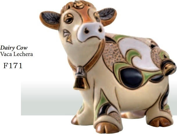 Dairy cow, F171. DeRosa Rinconada.