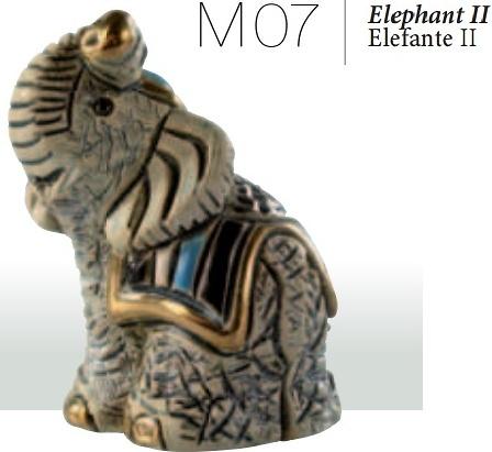 Elefante 2 M07 Mini - Rinconada DeRosa