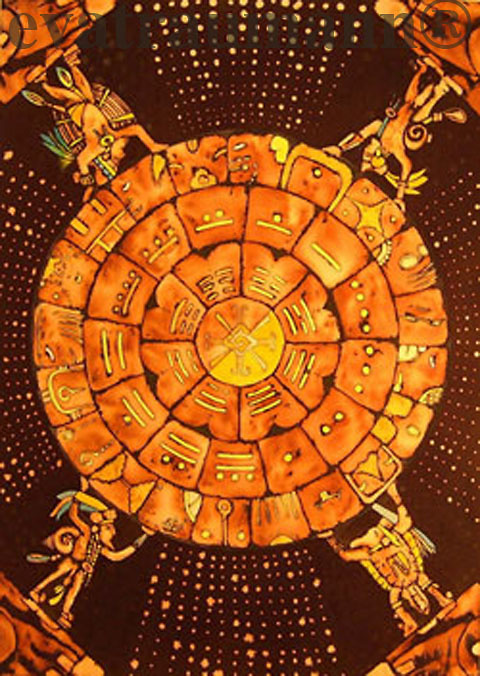 Eva Traumann - Calendario maya iging